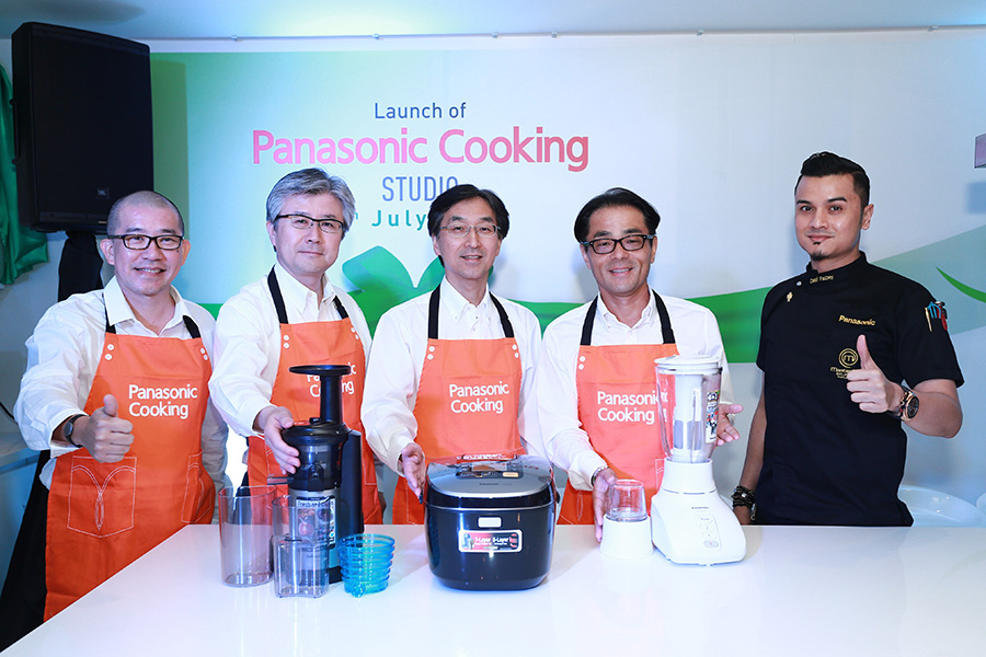 استودیو آشپزی پاناسونیک آشپز درون شما را بیدار می کند !