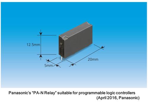 راه اندازی PA-N Relay پاناسونیک برای کنترلر های منطقی قابل برنامه ریزی