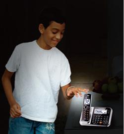 تلفن بی سیم مدل KX-TG7841