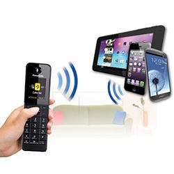 تلفن بی سیم مدل KX-PRL260-262