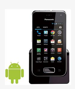 تلفن بی سیم اندروید مدل KX-PRX110
