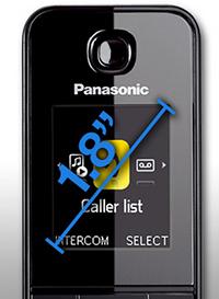 تلفن بی سیم مدل KX-TGE232