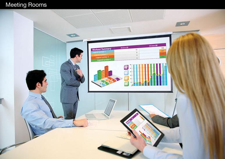 راهکارهای پاناسونیک برای اتاق جلسات