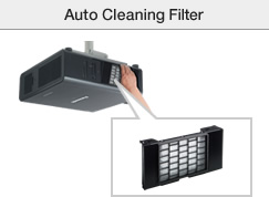 Auto Cleaning Filter