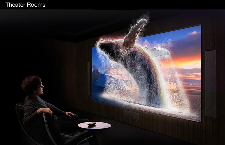 راهکار استفاده از ویدئو پروژکتور پاناسونیک در سینمای خانگی