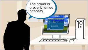 بهبود بهره وری با مدیریت متمرکز و تحت شبکه